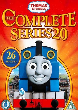 Rent Thomas the Tank Engine and Friends: Series 20 Online DVD & Blu-ray Rental