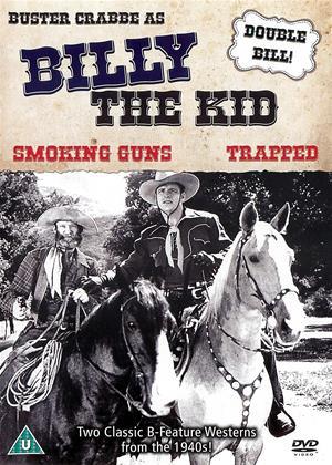 Rent Billy the Kid: Smoking Guns / Trapped Online DVD & Blu-ray Rental