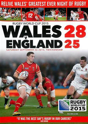 Rent Rugby World Cup 2015: Wales vs. England (aka Rugby World Cup 2015: Wales 28 v England 25) Online DVD & Blu-ray Rental