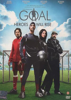 Goal: Heroes Will Rise Online DVD Rental