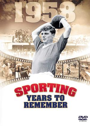 Rent Sporting Years to Remember: 1958 Online DVD & Blu-ray Rental