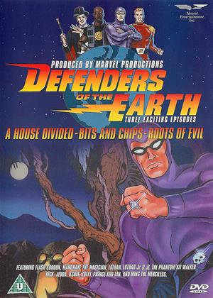 Rent Defenders of the Earth: Vol.2 (aka A House Divided / Bits and Chips / Root of Evil) Online DVD & Blu-ray Rental