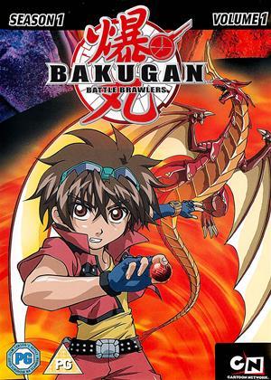 Rent Bakugan: Series 1: Vol.1 (aka Bakugan Battle Brawlers) Online DVD & Blu-ray Rental