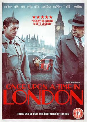 Rent Once Upon a Time in London Online DVD & Blu-ray Rental