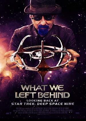 Rent What We Left Behind: Looking Back at Star Trek: Deep Space Nine (aka What We Left Behind: Looking Back at Deep Space Nine) Online DVD & Blu-ray Rental
