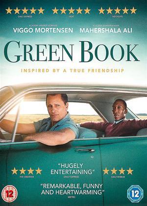 Green Book Online DVD Rental