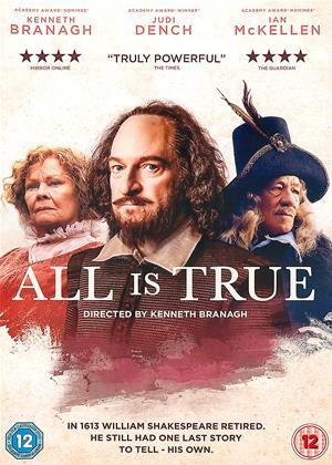 Rent All Is True Online DVD & Blu-ray Rental
