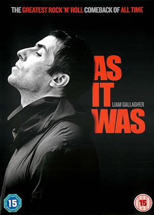 Rent Liam Gallagher: As It Was (aka Liam: As It Was) Online DVD & Blu-ray Rental