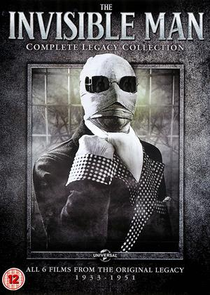 Rent The Invisible Man Returns / The Invisible Woman / Invisible Agent Online DVD & Blu-ray Rental
