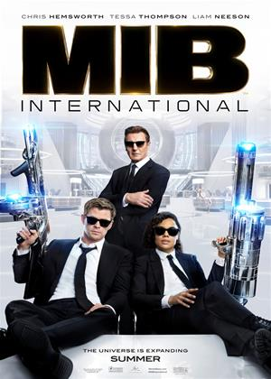 Rent Men in Black: International Online DVD & Blu-ray Rental