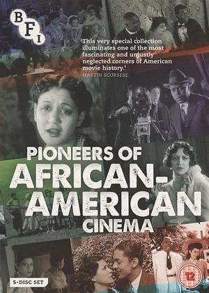 Rent Pioneers of African-American Cinema Online DVD & Blu-ray Rental