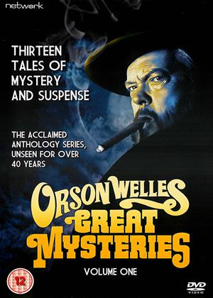 Rent Orson Welles: Great Mysteries: Vol.1 Online DVD & Blu-ray Rental