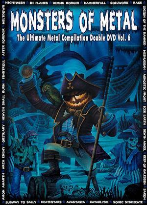 Rent Monsters of Metal: Vol.6 Online DVD & Blu-ray Rental