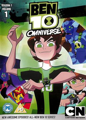 Rent Ben 10: Omniverse: Vol.1 Online DVD & Blu-ray Rental