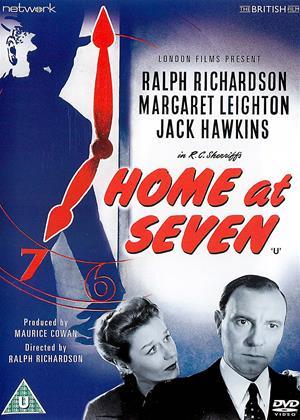 Rent Home at Seven (aka Murder on Monday) Online DVD & Blu-ray Rental