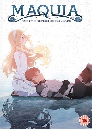 Rent Maquia (aka Maquia: When the Promised Flower Blooms / Sayonara no asa ni yakusoku no hana o kazarô) Online DVD & Blu-ray Rental