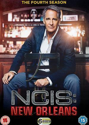 Rent NCIS: New Orleans: Series 4 Online DVD & Blu-ray Rental