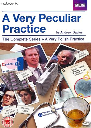 Rent A Very Peculiar Practice (aka A Very Peculiar Practice - The Complete BBC Series) Online DVD & Blu-ray Rental
