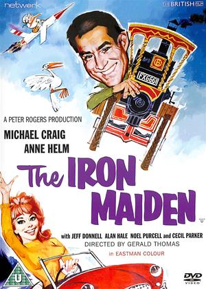Rent The Iron Maiden (aka The Swingin' Maiden) Online DVD & Blu-ray Rental