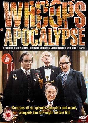 Rent Whoops Apocalypse (aka Whoops Apocalypse: The Complete Apocalypse) Online DVD & Blu-ray Rental