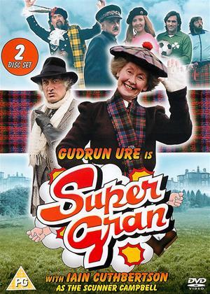 Rent Super Gran: Series 1 Online DVD & Blu-ray Rental