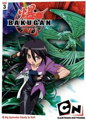 Rent Bakugan: Series 1: Vol.3 (aka Bakugan Battle Brawlers) Online DVD & Blu-ray Rental