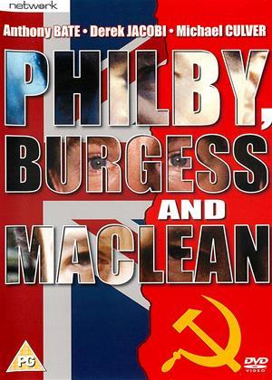 Rent Philby, Burgess and Maclean Online DVD & Blu-ray Rental