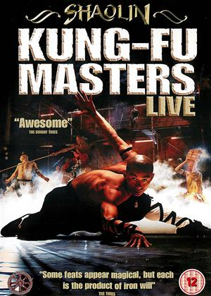 Rent Shaolin Kung-Fu Masters: Live Online DVD & Blu-ray Rental