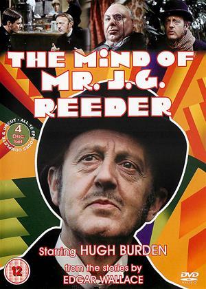 Rent The Mind of Mr. J.G. Reeder: Series Online DVD & Blu-ray Rental