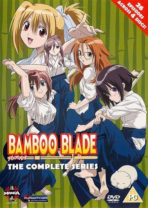 Rent Bamboo Blade: Series (aka Banbû brêdo) Online DVD & Blu-ray Rental