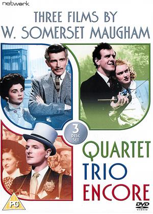 Rent Quartet (aka Quartet: The Facts of Life / The Kite / The Colonel's Lady / The Alien Corn) Online DVD & Blu-ray Rental