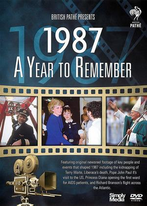 Rent A Year to Remember: 1987 Online DVD & Blu-ray Rental