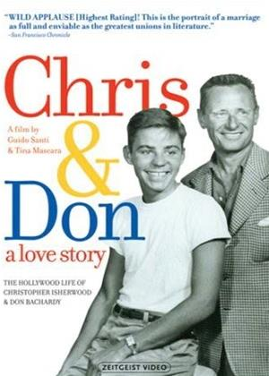 Rent Chris and Don: A Love Story (aka Chris & Don. A Love Story) Online DVD & Blu-ray Rental