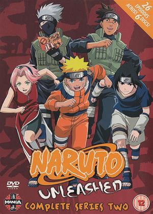 Rent Naruto Unleashed: Series 2 Online DVD & Blu-ray Rental