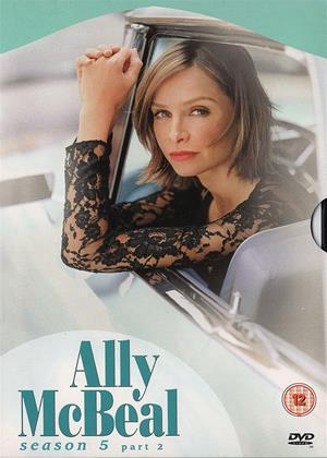 Rent Ally McBeal: Series 5: Part 2 Online DVD & Blu-ray Rental