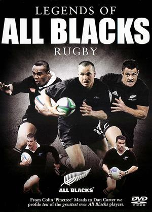Rent All Blacks: Legends of All Black Rugby Online DVD & Blu-ray Rental