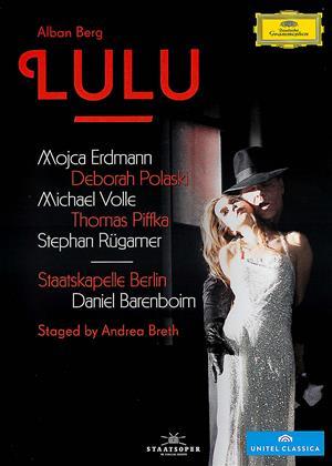 Rent Lulu: Staatsoper Im Schiller (Daniel Barenboim) Online DVD & Blu-ray Rental