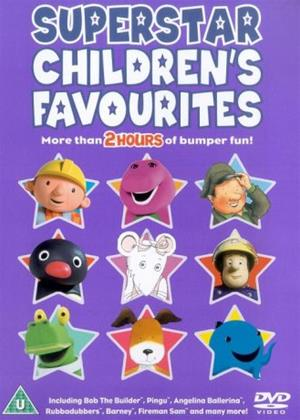 Rent Children's Favourites: Superstar Online DVD & Blu-ray Rental