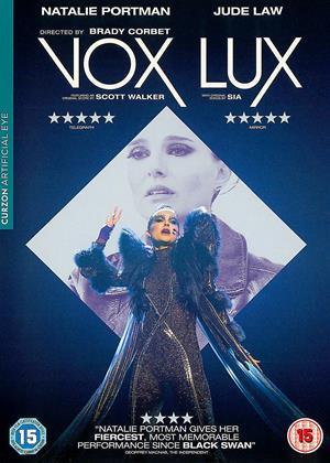 Rent Vox Lux Online DVD & Blu-ray Rental