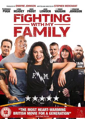 Rent Fighting with My Family Online DVD & Blu-ray Rental