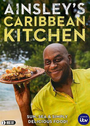 Rent Ainsley's Caribbean Kitchen Online DVD & Blu-ray Rental