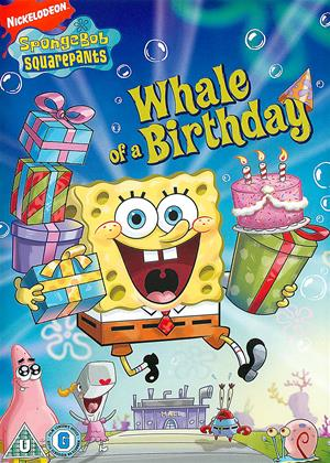 Rent SpongeBob: Whale of a Birthday Online DVD & Blu-ray Rental