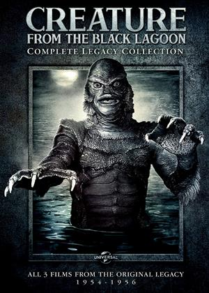 Rent Revenge of the Creature / The Creature Walks Among Us Online DVD & Blu-ray Rental
