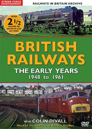 Rent British Railways: The Early Years 1948-1961 Online DVD & Blu-ray Rental