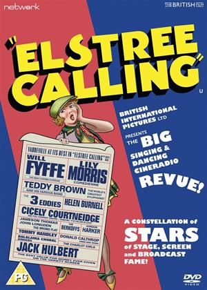 Rent Elstree Calling Online DVD & Blu-ray Rental