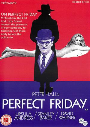 Rent Perfect Friday (aka Peter Hall's Film of Perfect Friday) Online DVD & Blu-ray Rental