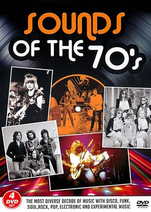 Rent Sounds of the 70's Online DVD & Blu-ray Rental