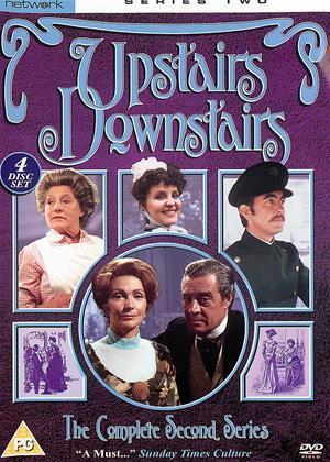 Rent Upstairs, Downstairs: Series 2 Online DVD & Blu-ray Rental