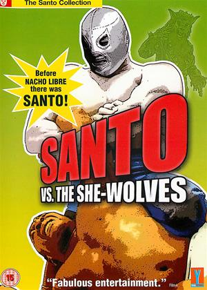 Rent Santo vs. the She-Wolves (aka Santo vs. las lobas) Online DVD & Blu-ray Rental