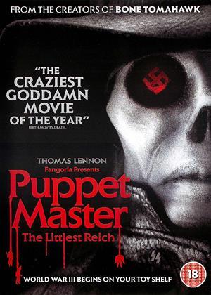 Rent Puppet Master: The Littlest Reich Online DVD & Blu-ray Rental